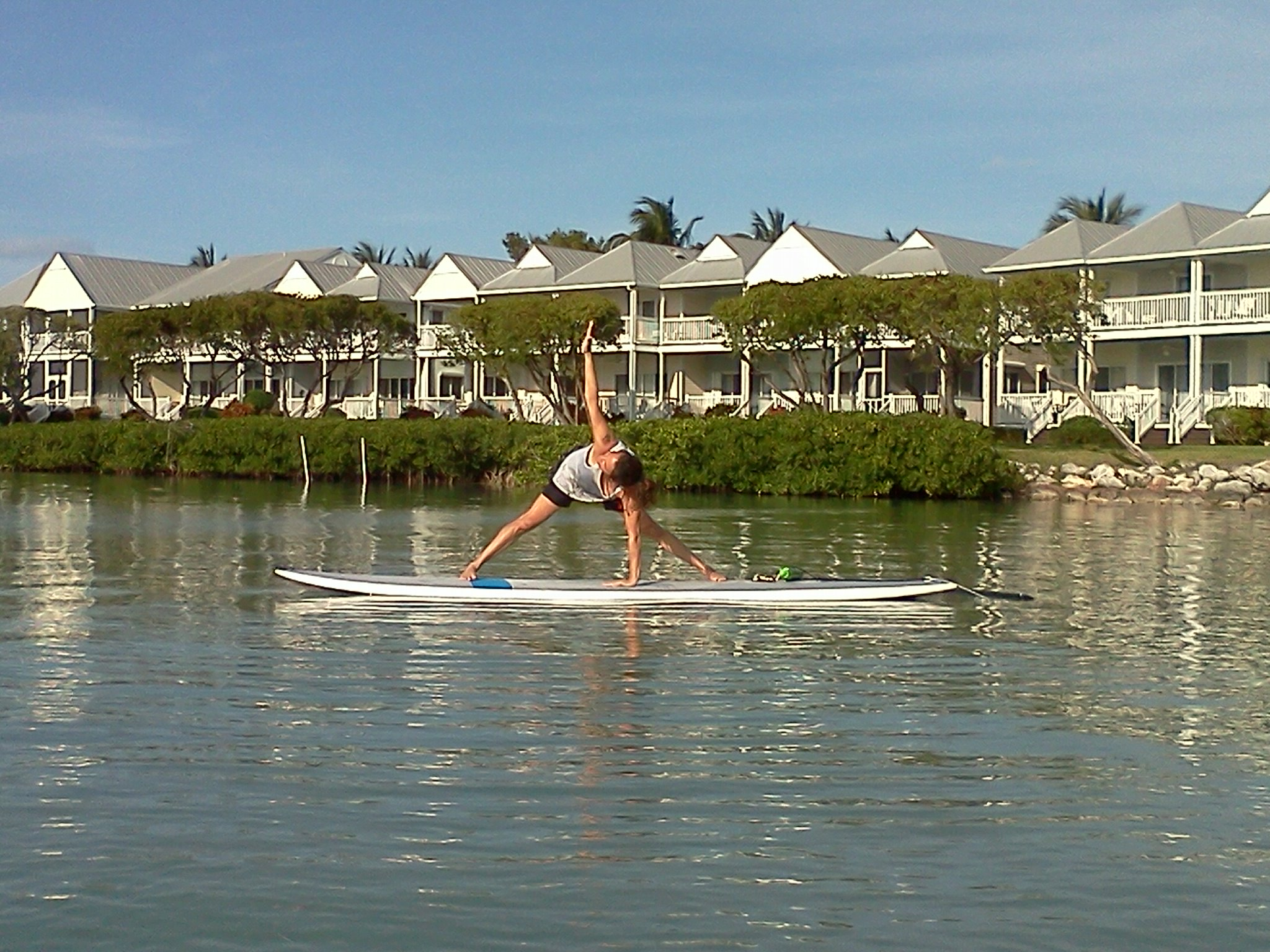 SUP Yoga Experience