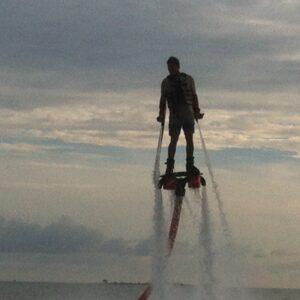 Aaron FlyBoarding