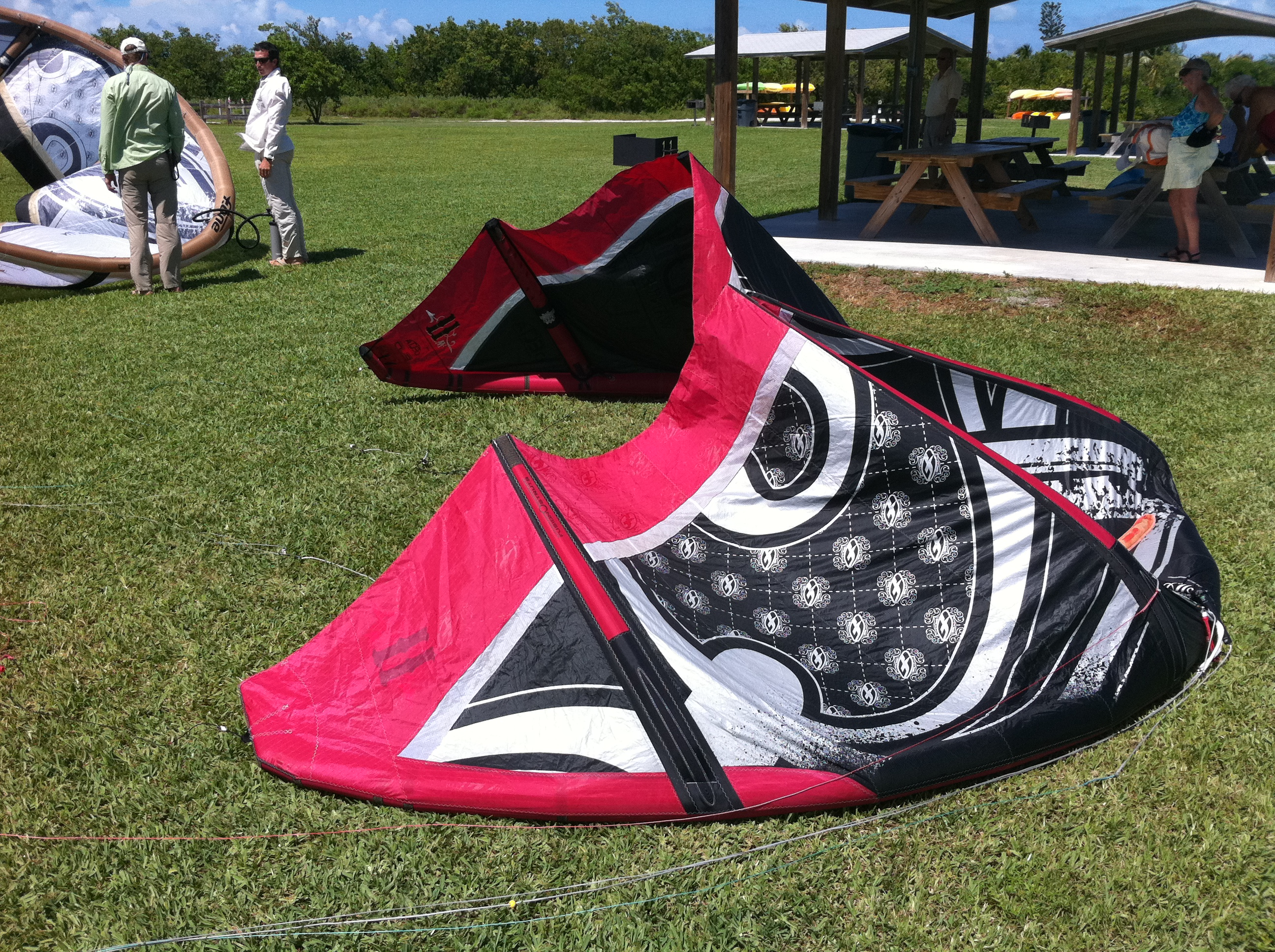 Some of the best kites on the market, F-One