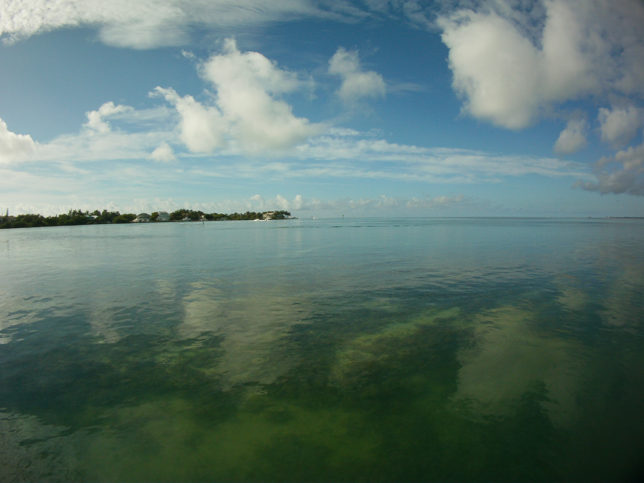 Sky Blue Florida Keys