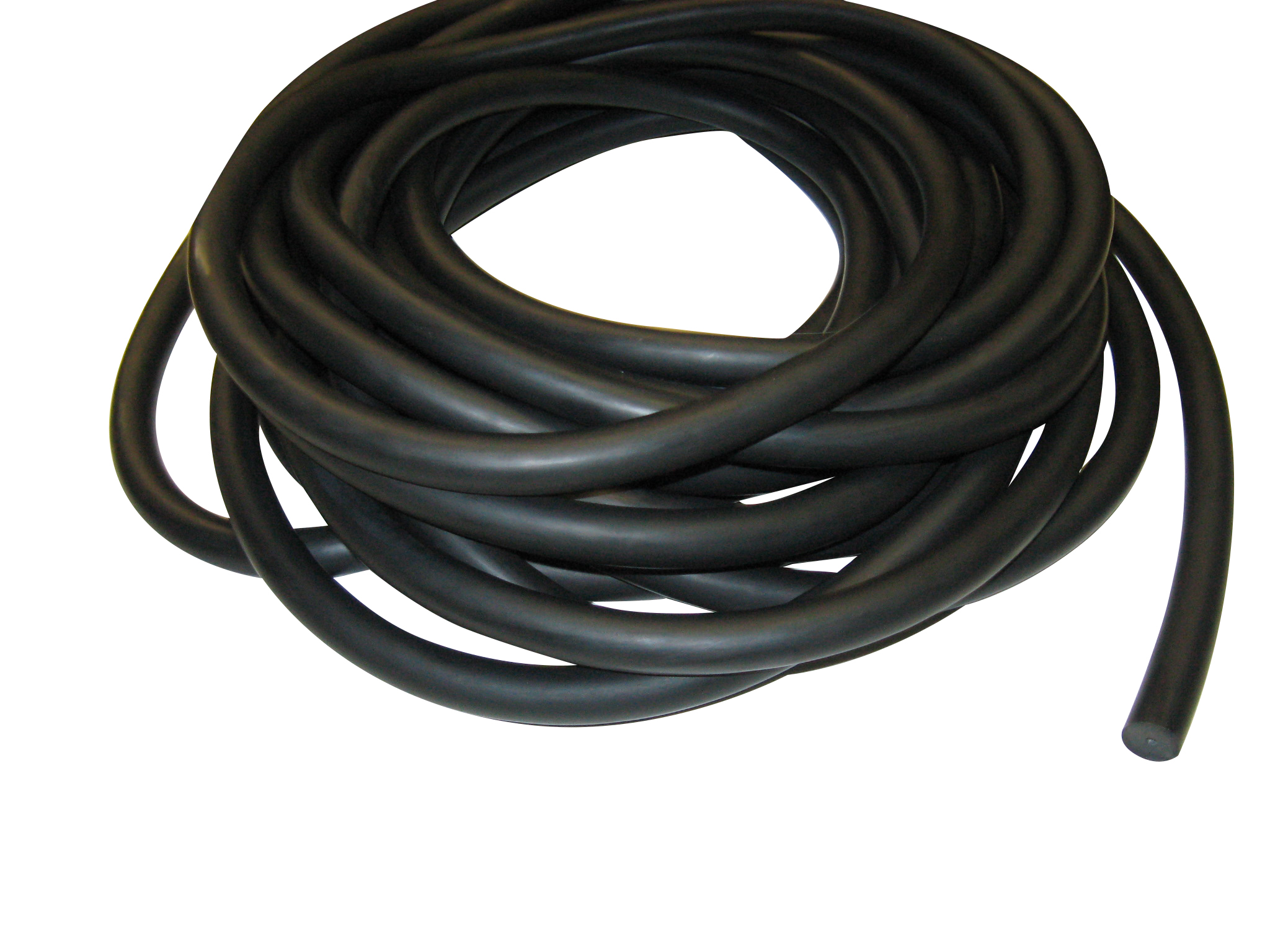 "3353 Bandito Speargun Rubber Tubing, 1/2"" Black"